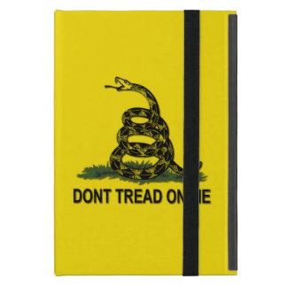 Gadsden Flag Dont Tread On Me Case For iPad Mini