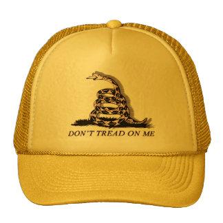 Gadsden Flag, Don't Tread On Me Trucker Hat