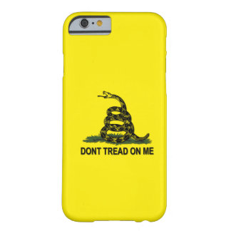 Gadsden Flag Dont Tread On Me iPhone 6 Case