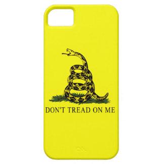 Gadsden Flag Dont Tread On Me iPhone SE/5/5s Case