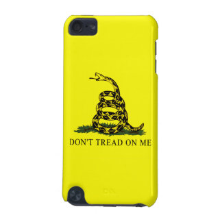 Gadsden Flag Dont Tread On Me iPod Touch 5G Covers