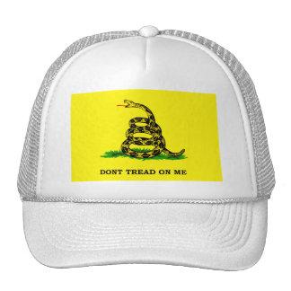 Gadsden Flag - DON'T TREAD ON ME Mesh Hats