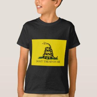 Gadsden Flag - Don't tread on me T-Shirt