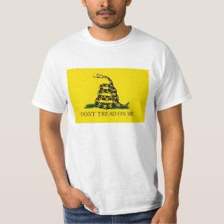 Gadsden Flag Dont Tread on Me T-Shirt