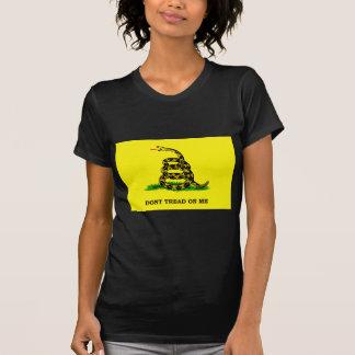 Gadsden Flag - DON'T TREAD ON ME Tee Shirt