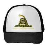 Gadsden Flag 'Don't Tread on Me' Trucker Hats