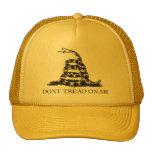 "Gadsden Flag ""Don't Tread On Me"" Trucker Hats"