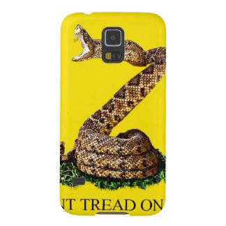 Gadsden Flag Full Case For Galaxy S5