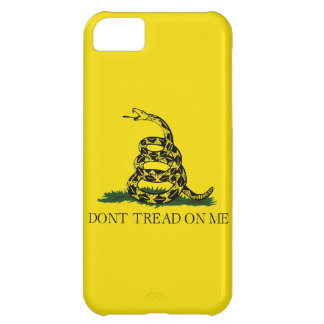 Gadsden Flag iPhone 5C Case