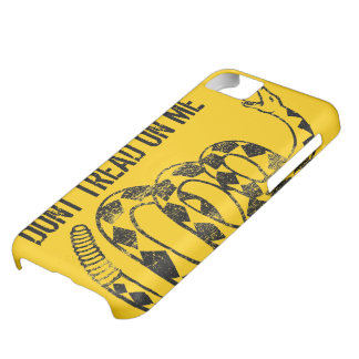 Gadsden Flag iPhone Case Cover For iPhone 5C
