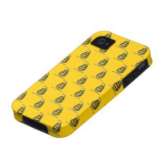 Gadsden Flag iPhone Case Case-Mate iPhone 4 Cases