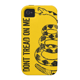 Gadsden Flag iPhone Case iPhone 4/4S Cover