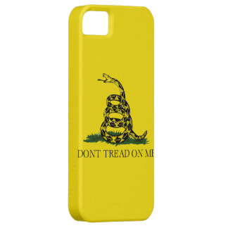Gadsden Flag iPhone SE/5/5s Case