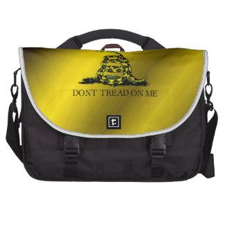 Gadsden Flag Bag For Laptop