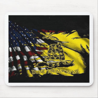 Gadsden Flag - Liberty Or Death Mouse Pad