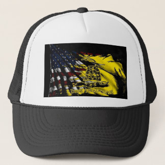 Gadsden Flag - Liberty Or Death Trucker Hat