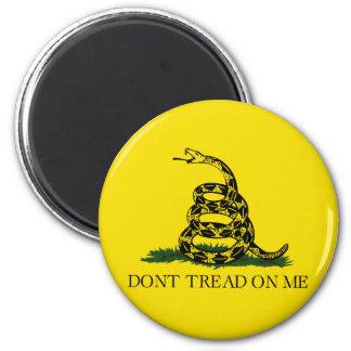 Gadsden Flag Fridge Magnet