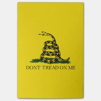 Gadsden Flag Post-it® Notes