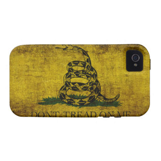 Gadsden Flag Vibe iPhone 4 Cover
