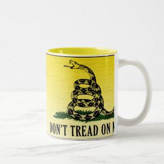Gadsden - la fiesta del té como ella es la taza