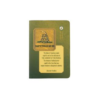 gadsden passport - hamilton passport holder