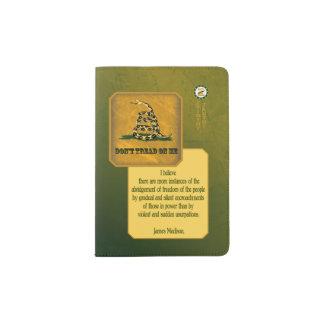 gadsden passport - madison passport holder
