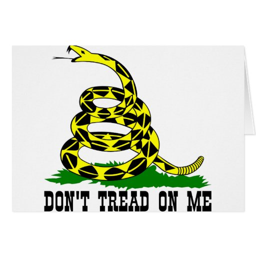 dont tread on me clipart step by step current - 512×512