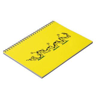 Gadsden Trodden Notebook