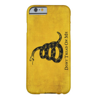 Gadsden Vintage Flag iPhone 6 case
