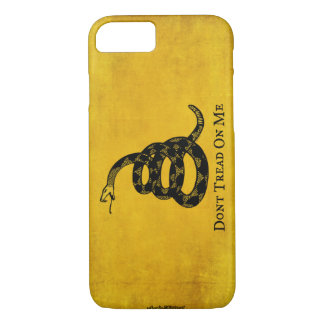 Gadsden Vintage Flag iPhone 7 case