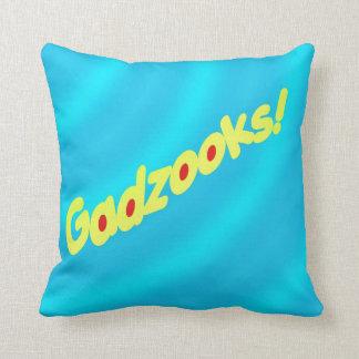Gadzooks! 2 Throw Pillow