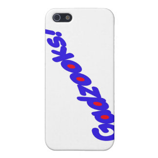 Gadzooks!  cover for iPhone SE/5/5s