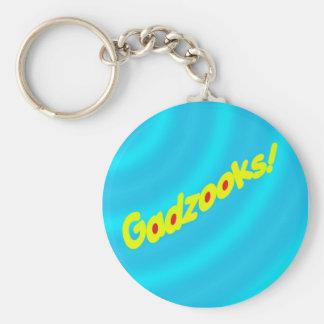 Gadzooks! Keychain