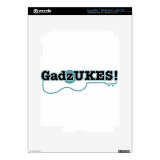 Gadzukes iPad 3 Skin