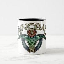 Gaelic Angel Mug