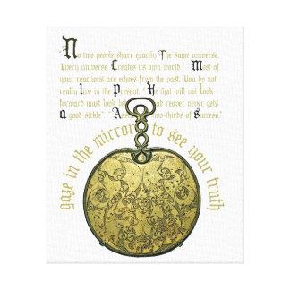 Gaelic Proverb Canvas Print