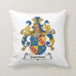 Gaertner Family Crest Pillow