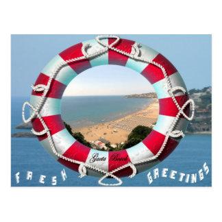 Gaeta Fresh Greetings Postcards