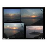 Gaeta (Italy) Sunshine Postcard