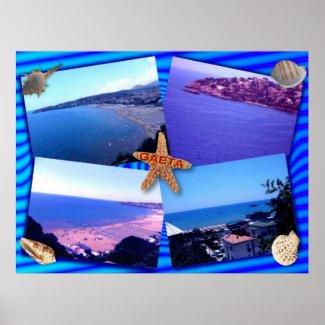 Gaeta Sea print