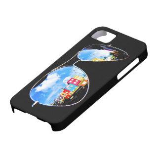 Gafas - caso del iPhone 5 iPhone 5 Carcasa