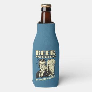 Gafas de la cerveza: Dé vuelta al arco en el wow Enfriador De Botellas