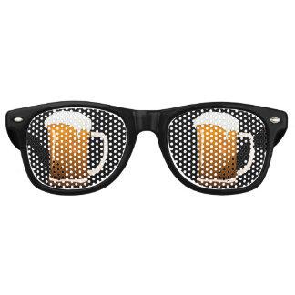 Gafas de la cerveza gafas de fiesta