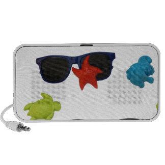 gafas de sol iPod altavoz