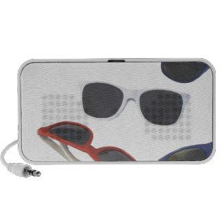 gafas de sol notebook altavoces