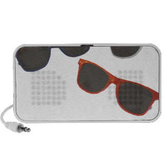 gafas de sol laptop altavoz