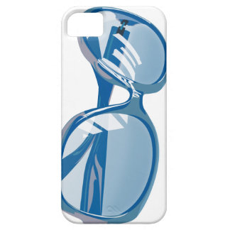 Gafas de sol - caso del iPhone - 11 iPhone 5 Case-Mate Carcasa