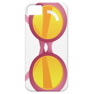 Gafas de sol - caso del iPhone - 2 iPhone 5 Protectores