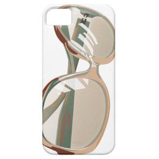 Gafas de sol - caso del iPhone - 3 iPhone 5 Case-Mate Cárcasa