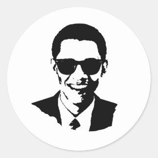 Gafas de sol de Barack Obama Etiquetas
